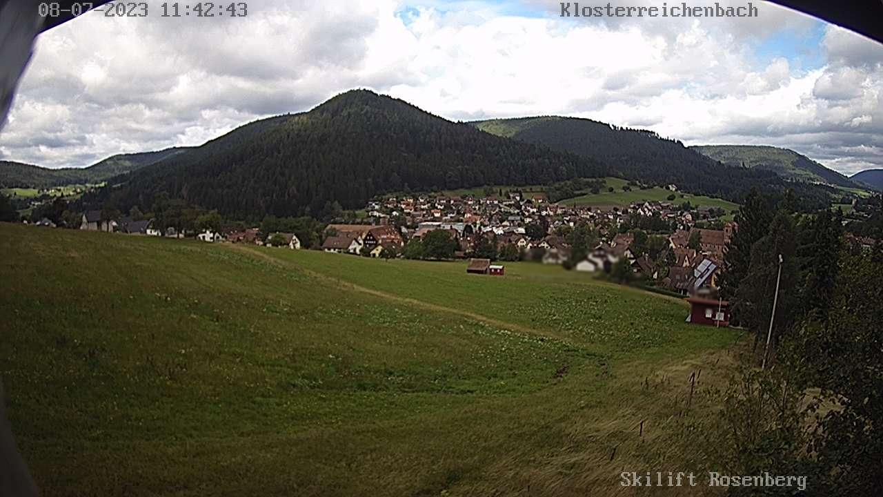 Webcambild von Baiersbronn